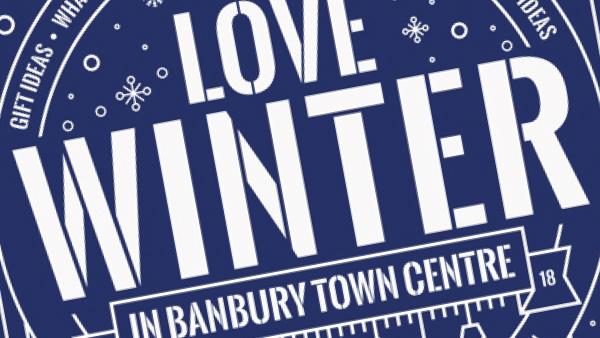 Love Winter Banbury town