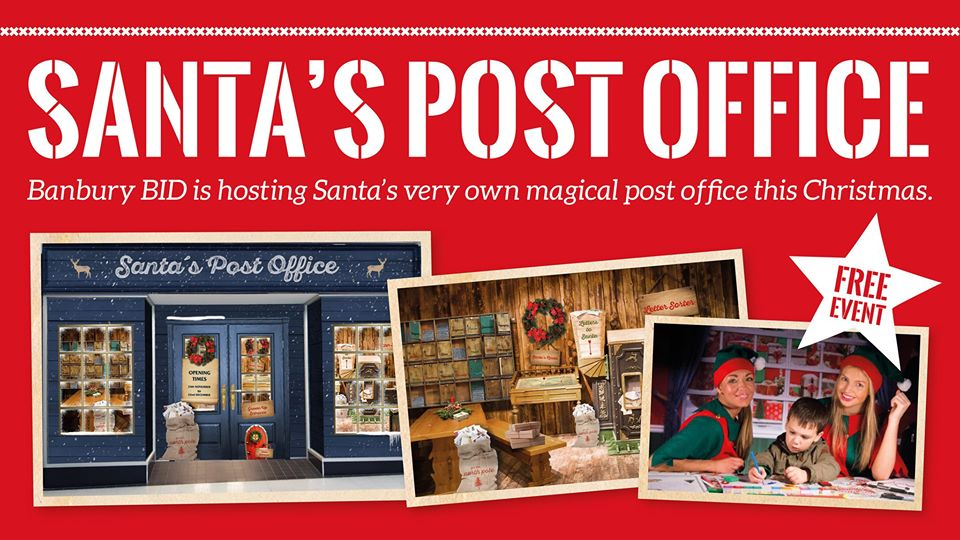 The Banbury BID Santa's Post Office