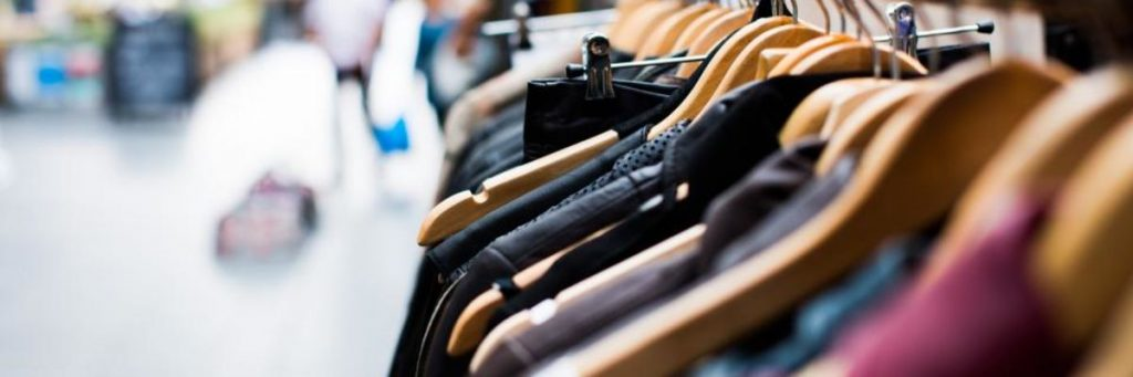 Charity Shop clothes